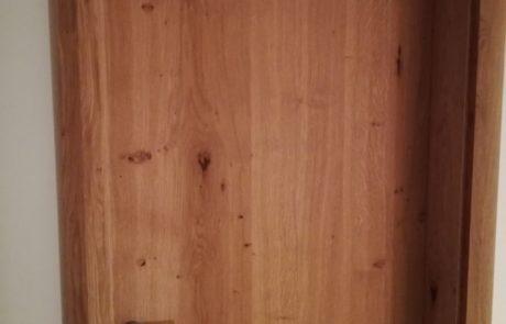 Dębowe olejowane drzwi wewnętrzne