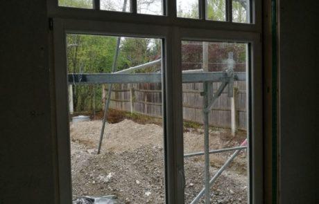 Okna EURO78 drewniano-aluminowe